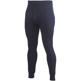 Woolpower 200 Long Johns with Fly Herre dark navy